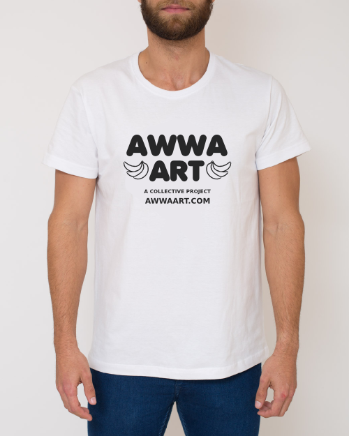 Awwa Art tshirt