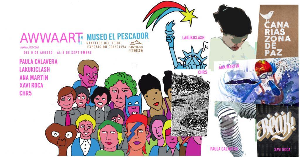 Museo Pescador poster